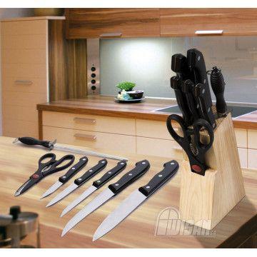 Komplet noży