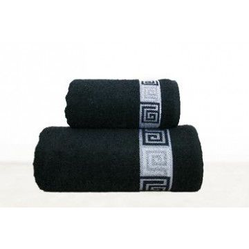 Dunaj-Ręcznik Czarny