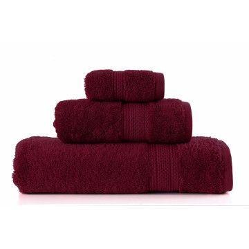 Egyptian Ręcznik Bordowy