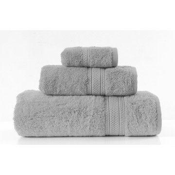 Egyptian Ręcznik Popielaty