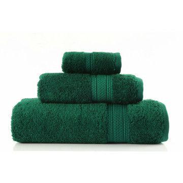 Egyptian Ręcznik ZIelony
