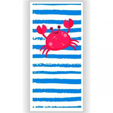 KRAB - ręcznik plażowy