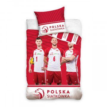 Polska Siatkówka - pościel...