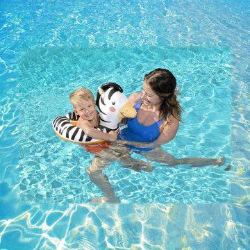 ZEBRA - kółko do pływania