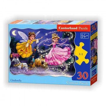 Kopciuszek - puzzle 30...