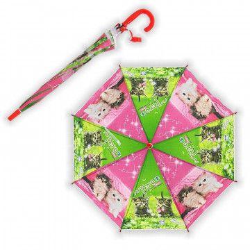 Różowa Rączka - parasolka z...