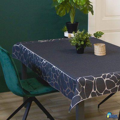 W jaki sposób nakryć stół? Możliwości jest dużo - obrus, bieżnik, pojedyncze serwety. Warto również zadbać o to, aby każdy z elementów był spójny kolorystycznie. Na zdjęciu widoczny jest obrus Grace, dostępny w trzech wersjach kolorystycznych i aż ośmiu rozmiarach! Solidna baza do zbudowania sobie spójnego zestawu nakryć stołu 🤩   #wisan #wisanpl #obrus #dekoracjestolu #dekoracjestołu #aranzacjewnetrz #nowoczesnewnetrza #obrusdekoracyjny #urzadzaniedomu #urzadzaniemieszkania #wnetrzaglamour #obrusy #serwety #serwetki #nakryciestolu